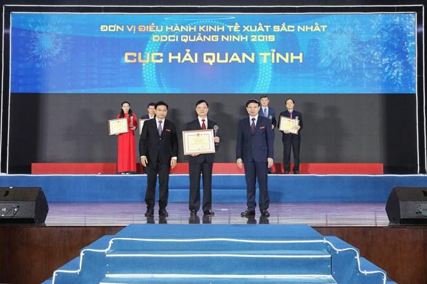 Provincia vietnamita de Quang Ninh anuncia Indice de Competitividad 2019 hinh anh 1
