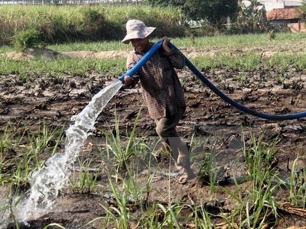 Vietnam por garantizar uso eficiente de recursos hidricos hinh anh 1
