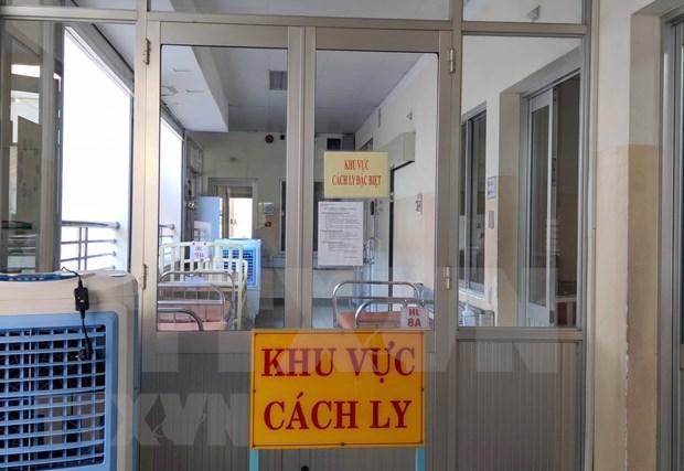 Estableceran en Ciudad Ho Chi Minh hospital de campana para hacer frente a propagacion del nCoV hinh anh 1