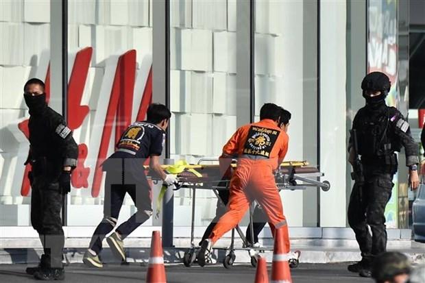 Tiroteo masivo deja 26 muertos en Tailandia, dice primer ministro hinh anh 1