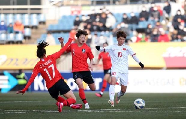 Participara Vietnam en eliminatoria de futbol femenino para Juegos Olimpicos de Tokio 2020 hinh anh 1
