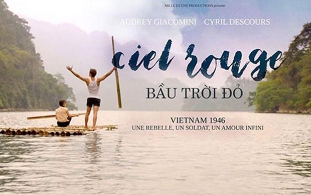 Celebraran en Hanoi Semana de peliculas romanticas francesas hinh anh 1