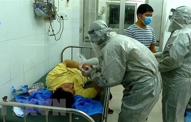 Ofrece Vietnam tratamiento gratuito a pacientes con coronavirus hinh anh 1