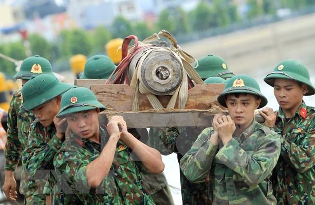 Inician en Vietnam curso de entrenamiento para misiones de paz de ONU hinh anh 1