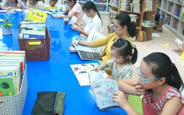 Concurso nacional promueve cultura de la lectura en Vietnam hinh anh 1