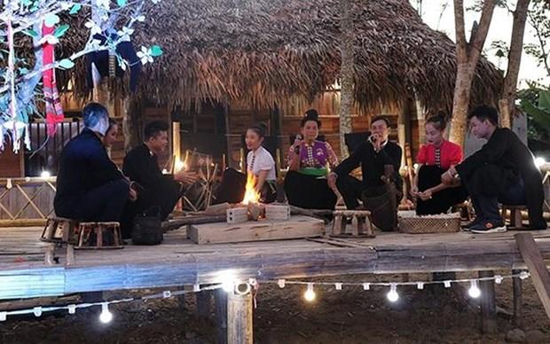 Vietnam proyecta restaurar festividades culturales de minorias etnicas hinh anh 1