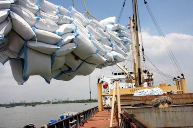 Exportaciones de arroz de Camboya disminuyeron en enero hinh anh 1