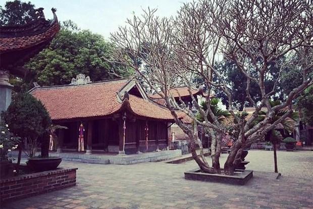 Pagoda Vinh Nghiem, recinto de patrimonio documental mundial hinh anh 2