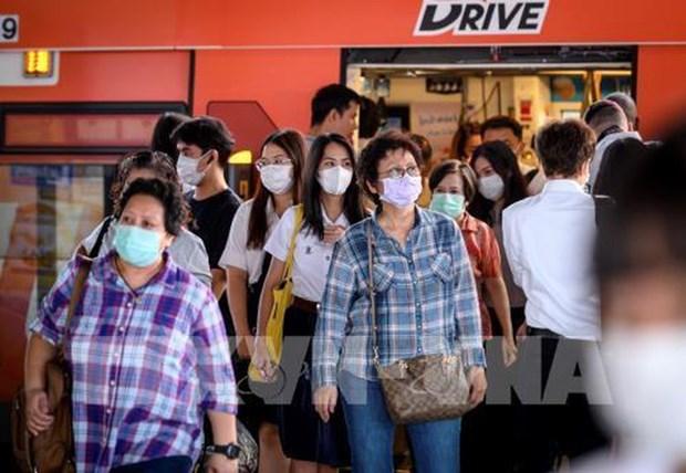 Afecta coronavirus a comercio electronico y servicios logisticos de Tailandia hinh anh 1