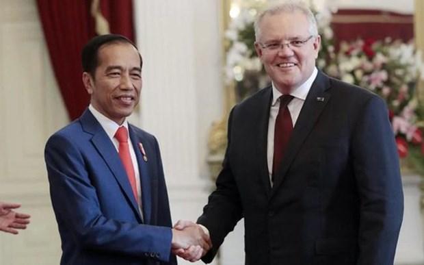 Coinciden Australia e Indonesia en papel de UNCLOS en solucion de disputas maritimas hinh anh 1