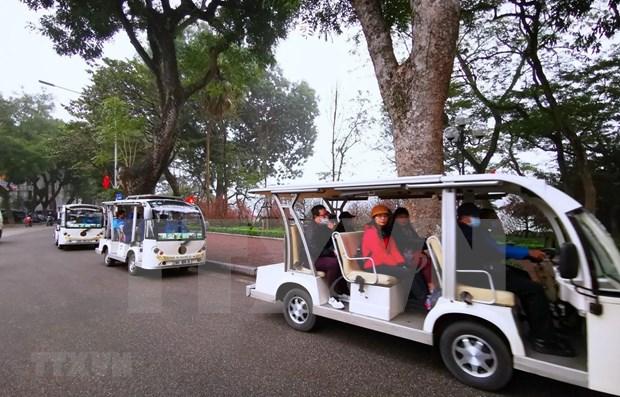 Pronostican reduccion en arribo de turistas extranjeros a Vietnam durante el primer trimestre hinh anh 1