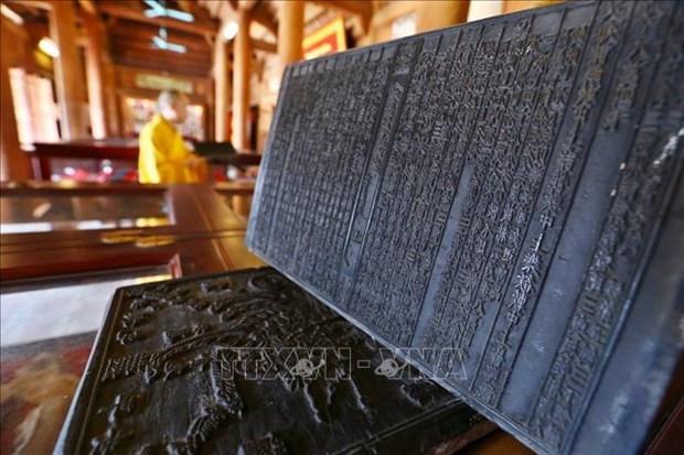 Pagoda Vinh Nghiem, recinto de patrimonio documental mundial hinh anh 1