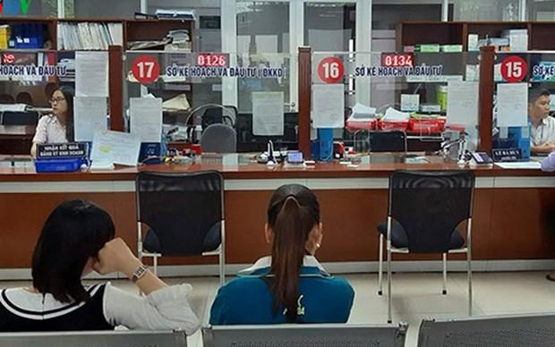 Ciudad vietnamita prueba maquina dispensadora automatica de documentos administrativos hinh anh 1