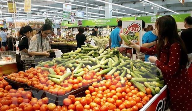 Industria y comercio de Vietnam trazan planes ante impactos del coronavirus hinh anh 1