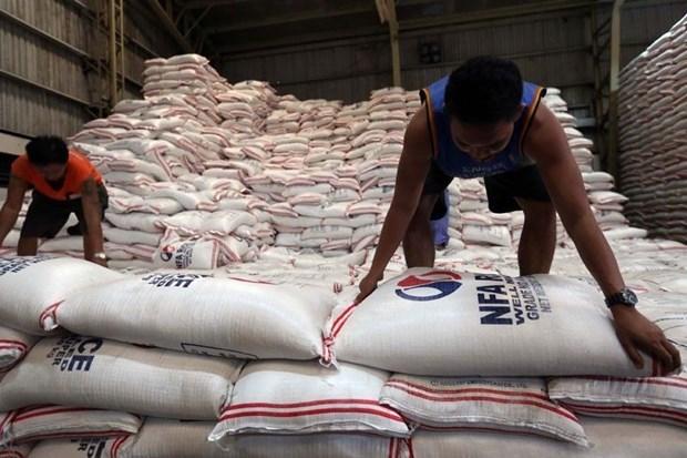 Filipinas se mantiene como el mayor importador mundial de arroz hinh anh 1