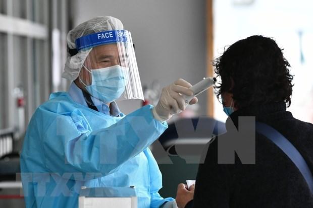Reportan nueva victima de COVID-19 en Vietnam hinh anh 1
