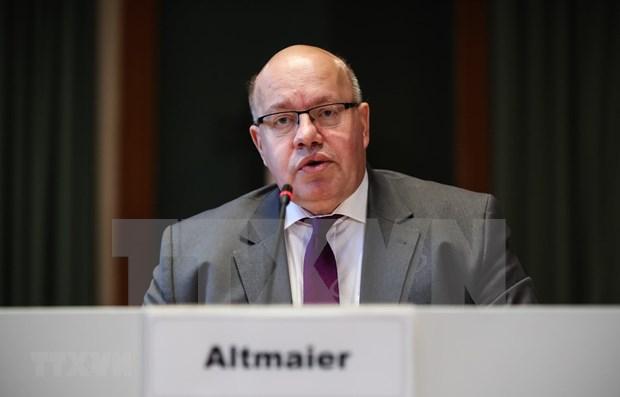 EVFTA y EVIPA incrementan potencial de mercado para empresas europeas, valora ministro aleman hinh anh 1