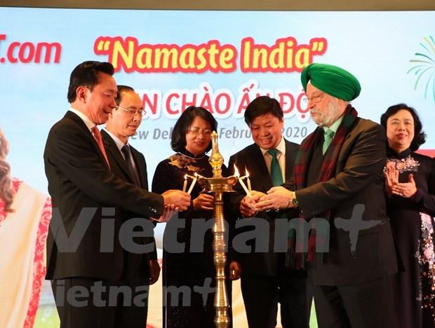Aerolinea vietnamita Vietjet lanza rutas aereas directas a la India hinh anh 1
