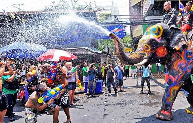Tailandia considera extender vacaciones de Ano Nuevo Songkran hinh anh 1