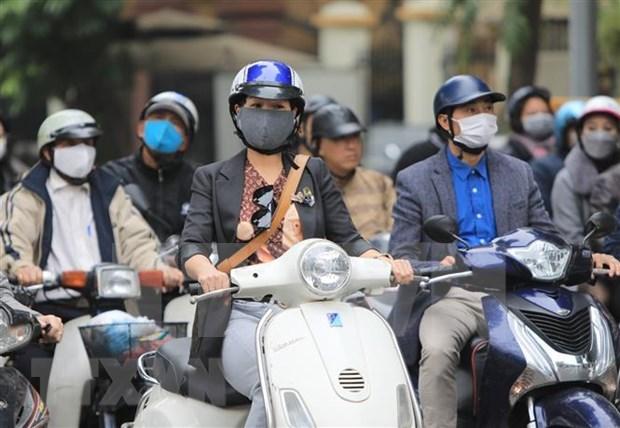 COVID-19: Aplica Vietnam sanciones serias por tirar mascarillas fuera de lugares permitidos hinh anh 1
