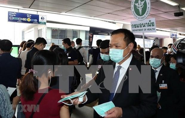 Proponen en Tailandia exencion de visa para turistas chinos hinh anh 1