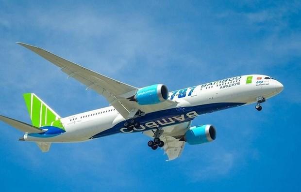 Expande aerolinea vietnamita Bamboo Airways su red de rutas internacionales hinh anh 1