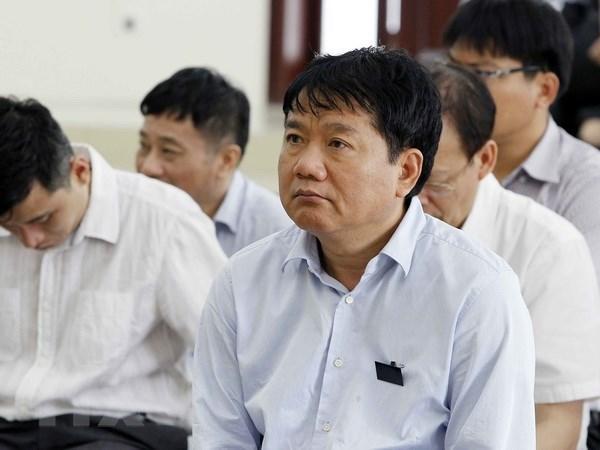 Proponen procedimiento legal contra expresidente de PVN hinh anh 1