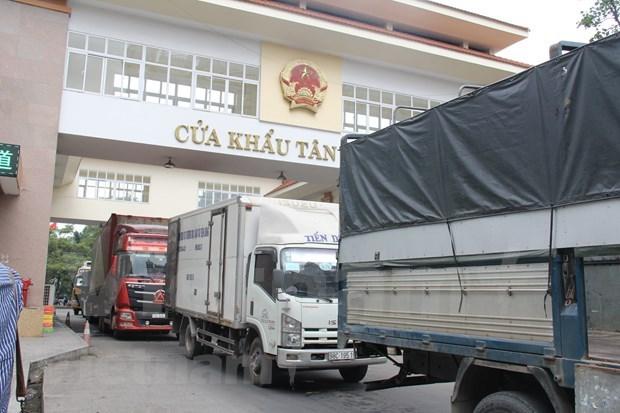Vietnam estudia posibilidad de reanudar parcialmente comercio con China hinh anh 1