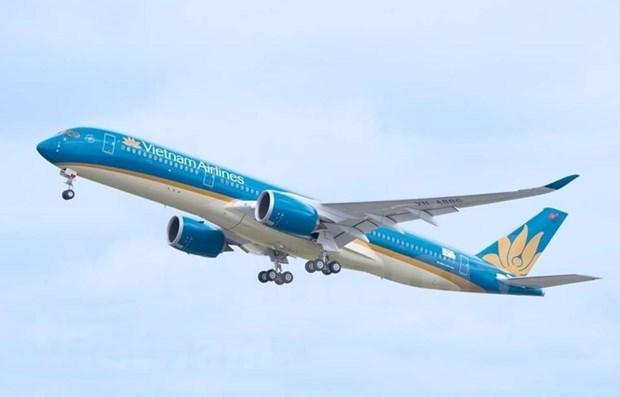 Vietnam Airlines realiza tres vuelos para repatriar a ciudadanos chinos hinh anh 1