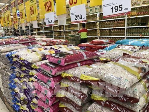 Tailandia por duplicar sus exportaciones de alimentos a China hinh anh 1