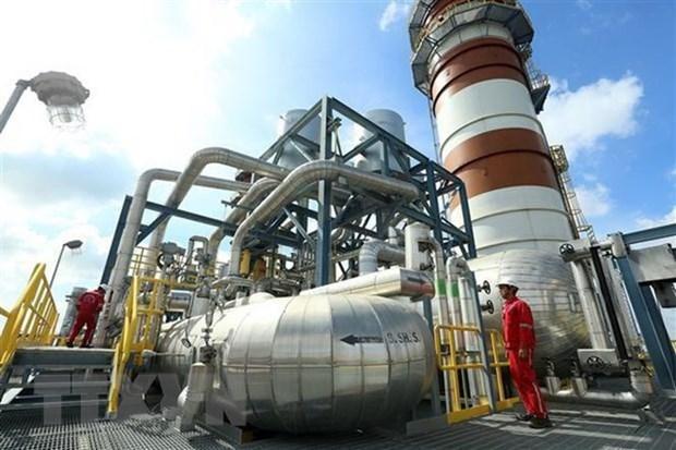 Planifican fondos para primeras plantas de energia a base de gas natural en Vietnam hinh anh 1