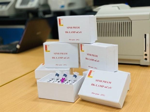 Exito de Vietnam en creacion de kits de prueba rapida para diagnostico del nuevo coronavirus hinh anh 1