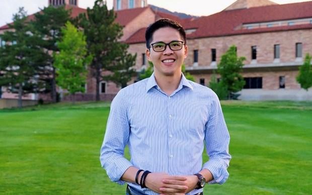 Joven profesor vietnamita recibe premio de Sloan Research Fellowships hinh anh 1
