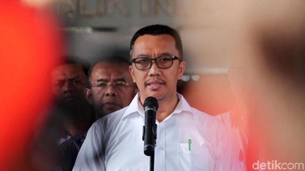 Acusado exministro de Juventud y Deportes de Indonesia de recibir soborno hinh anh 1