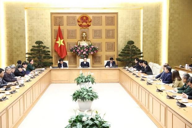 Registra Vietnam senal alentadora en tratamiento de pacientes de COVID-19 hinh anh 1