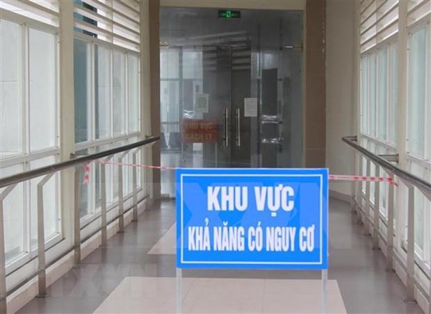 COVID-19: Salud de Bebe vietnamita infectada evoluciona favorablemente hinh anh 1