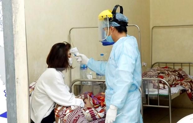 Otros seis pacientes de COVID-19 en Vietnam recibiran alta medica hinh anh 1