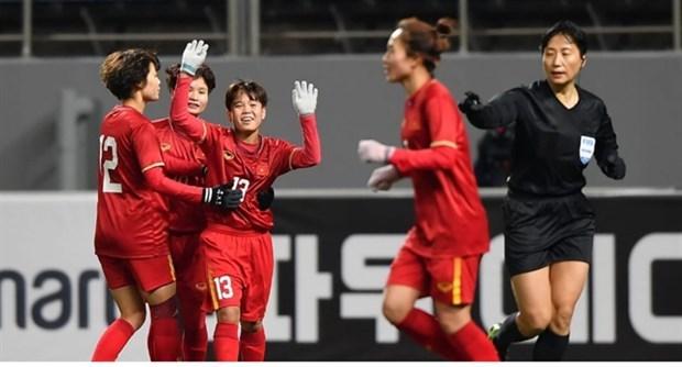 Vietnam y Australia se mediran en play off del futbol femenino rumbo a Tokio 2020 hinh anh 1