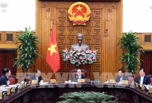 Gobierno vietnamita debate medidas para paliar dificultades del sector azucarero hinh anh 1