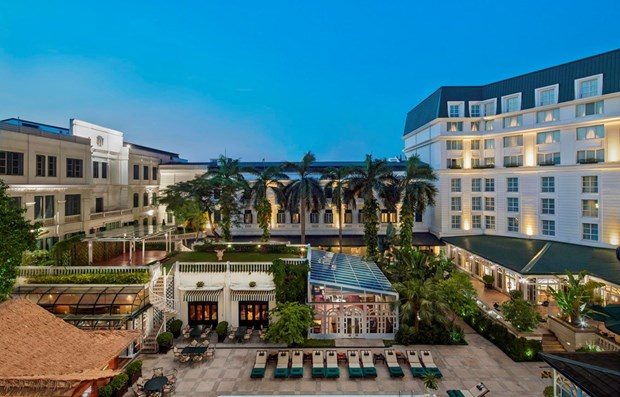 Cinco hoteles de lujo en Vietnam destacados por Forbes Travel Guide hinh anh 1