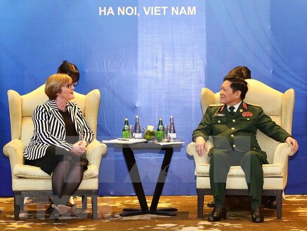 Australia confirma su apoyo a actividades que organiza Vietnam en 2020 hinh anh 1