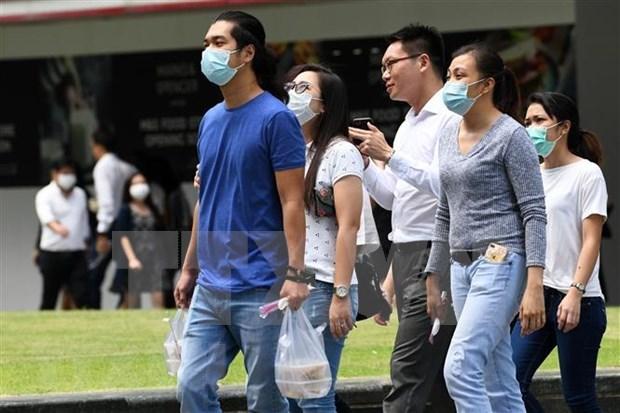 Intensifican Singapur y Tailandia medidas preventivas contra COVID-19 hinh anh 1