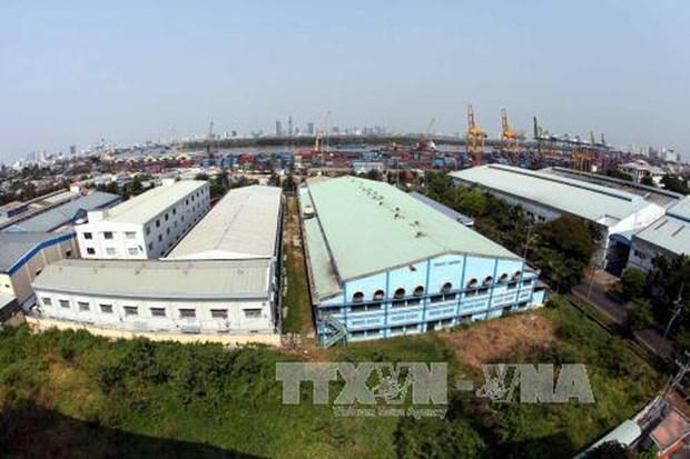 Provincia vietnamita por captar mas inversiones japonesas en parques industriales hinh anh 1