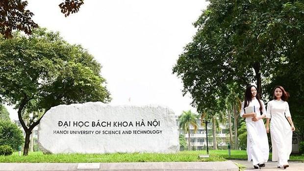 Universidades de Vietnam entre los mejores de las economias emergentes hinh anh 1