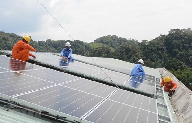 Proyecta Vietnam impulsar consumo de energias renovables hinh anh 1