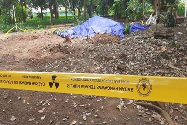 Detectan radiacion en area cercana de Yakarta hinh anh 1
