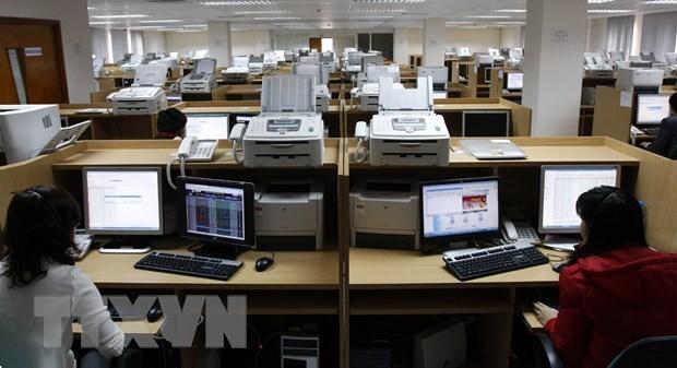 Atrae Vietnam casi 200 millones de dolares por subasta de bonos gubernamentales hinh anh 1