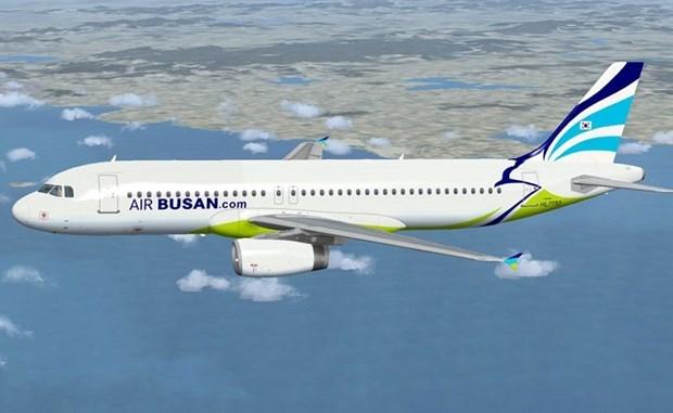 Aerolinea surcoreana abrira nueva ruta a Ciudad Ho Chi Minh hinh anh 1