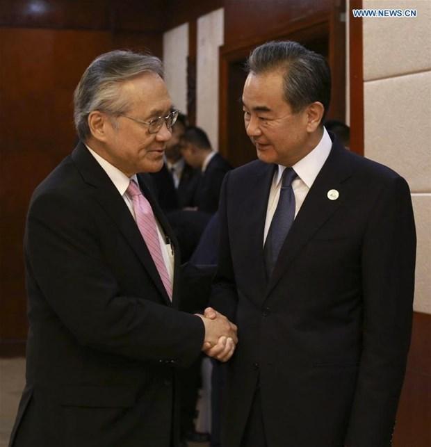 Acuerdan China y Tailandia cooperar en lucha contra COVID-19 hinh anh 1