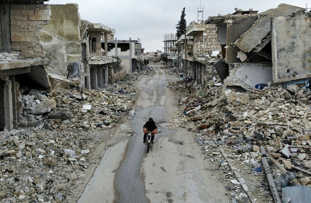 Vietnam respalda la busqueda de soluciones politicas para la paz en Siria hinh anh 1